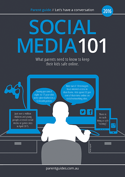 Social Media 101 2016 Cover
