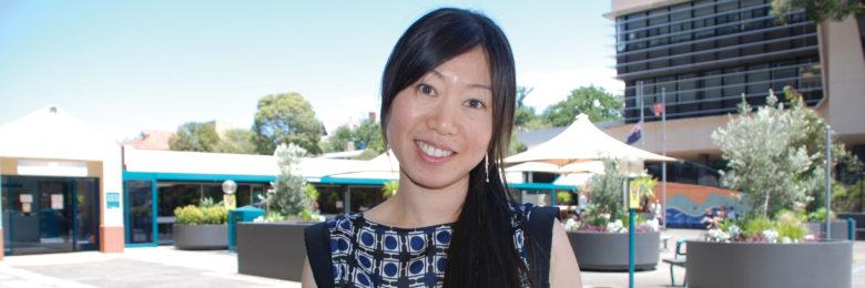 Dr Hanna Cheng