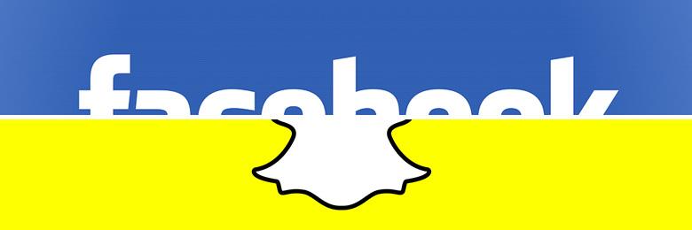 Facebook Snapchat