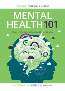 Mental Health 101 Booklet Cover