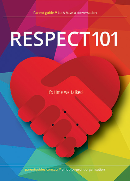 Respect 101 Booklet Cover